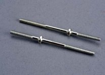 TRAXXAS Turnbuckles (Front Tie Rods) 62mm (2)