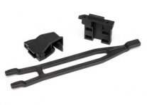 TRAXXAS Battery hold­downs, tall (2) (allows for i