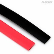 D-MAX Heat Shrink Tube Red & Black D7mm x 1m