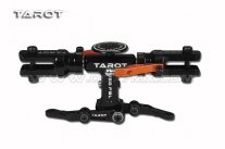 TL45110-07 Tarot 450FBL split lock rotor head assembly / Black