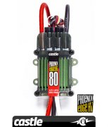 Castle Creations PHOENIX EDGE HV 80 Brushless ESC