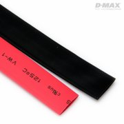 D-MAX Heat Shrink Tube Red & Black D9mm x 1m