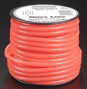 Dubro Silicone Tubing Red (2mm id) - 1 meter