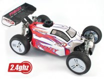 FTX Frenzy RTR Off-Road Nitro with 2.4Ghz Radio System