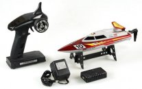 Atomic Flash High Speed RC Boat - RTR