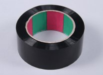 Wing Tape 45mic x 45mm x 100m - Black