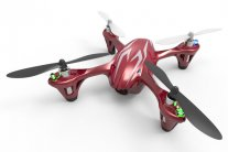 Hubsan X4 LED Mini Quad Copter RTF with HD Camera Recording