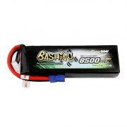 Gens ace 8500mAh 11.1V 50/100C 3S1P Lipo Battery Pack with EC5