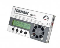 i-Charger 106B+ Synchronous Balance Charger Discharge 10amp