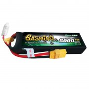 Gens ace 5000mAh 11.1V 3S1P 50C Lipo Battery Pack with XT90 Plug