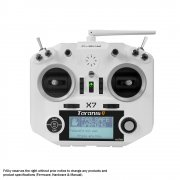 FrSky Taranis Q X7 ACCESS 16CH with R9M Module (White)