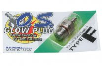 OS Engine Glowplug Type 'F' (hot) for 4Stroke Engines