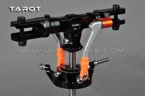 TL48025-01 Tarot 450DFC split lock rotor head assembly / Black