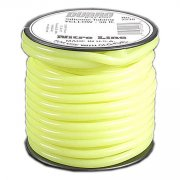 Dubro Silicone Tubing Yellow (2mm id) - 1 meter