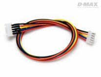 D-MAX Extension Lead XH 4S 22AWG 300mm
