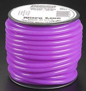 Dubro Silicone Tubing Purple (2mm id) - 1 meter
