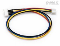 D-MAX Extension Lead XH 3S 22AWG 300mm