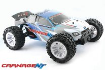 FTX Carnage NT, 1/10 RTR 4WD Nitro RC Monster Truck