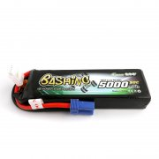 Gens ace 5000mAh 11.1V 3S1P 50C Lipo Battery Pack with EC5 Plug-