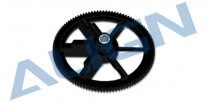 (HS1220AA) 450 Autorotation tail drive gear-Black