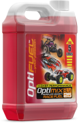 OPTI FUEL - Car Race 25% - 11%oil 5 Litre