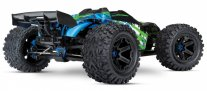 TRAXXAS E-REVO 2.0 Brushless 4WD TQi TSM w/o battery & charger