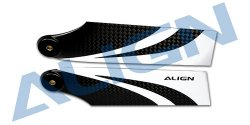 (HQ0850B) 85 Carbon Fiber Tail Blade