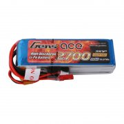 Gens ace 2700mAh 11.1V TX 3S1P Lipo Battery pack with Futaba/JST