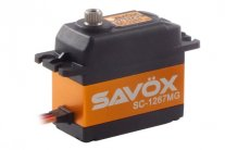 Savox SC-1267MG Standard Size 'High Voltage' Digital Servo