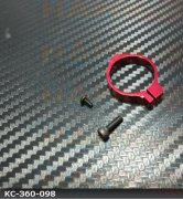 (KC-360-098) Tail tail gear box fixing ring