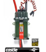 Castle Creations PHOENIX EDGE HV 120 Brushless ESC