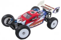 FTX Outrage 1/8 Scale 4WD RTR Nitro Buggy