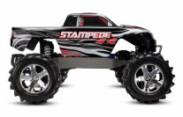 TRAXXAS Stampede 4x4 1/10 RTR TQ Black - With Batt/Charger