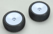 (Z-RMX733003) Dingo - Wheel/Tyre Assembly (2Pcs)