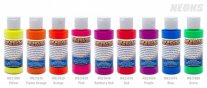 HOBBYNOX Airbrush Color Neon Yellow 60ml