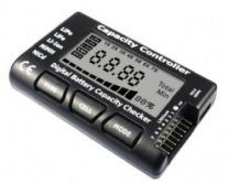 GPX Extreme: Voltage meter - capacity controller