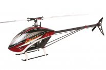 KDS Agile 7.2 RC Helicopter Kit