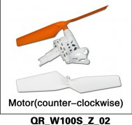Motor(counter-clockwise)