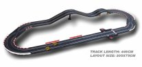Joysway Super 253 - USB Powered 1/43 Slot Car Racing Set