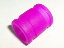 Silicone exhaust coupler 1/10 Purple