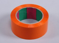 Wing Tape 45mic x 45mm x 100m - Orange