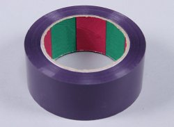 Wing Tape 45mic x 45mm x 100m - Purple