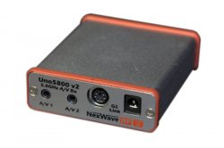ImmersionRc Uno 5800 Nexwave A/V 5.8Ghz Receiver