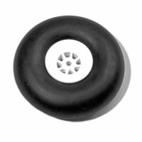 "JP White wheel 1 1/2"" (38mm) - 1piece"
