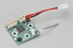UDI UFO Quadcopter - Receiver Board