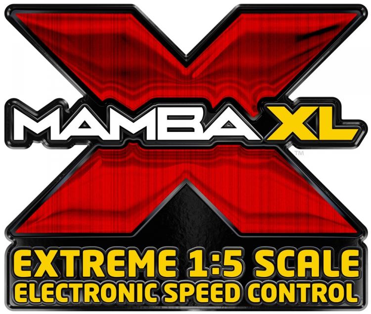 Castle Creations MAMBA-X XL - 1/5 ESC [CC010-0140-00] - 240 00