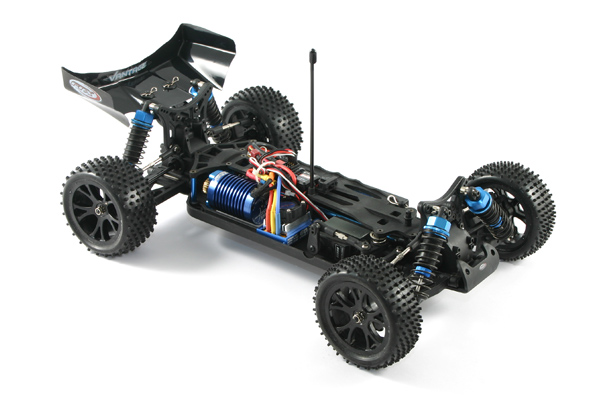FTX Vantage 1/10 4WD Brushless RC Buggy - RTR - Πατήστε στην εικόνα για να κλείσει