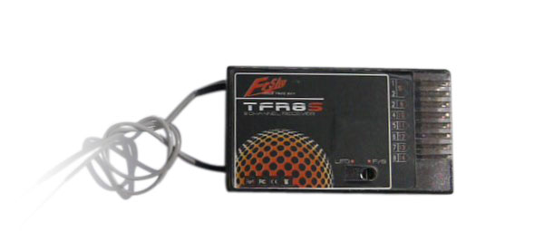 FrSky Futaba FAST Compatible 8ch 2.4GHz Receiver